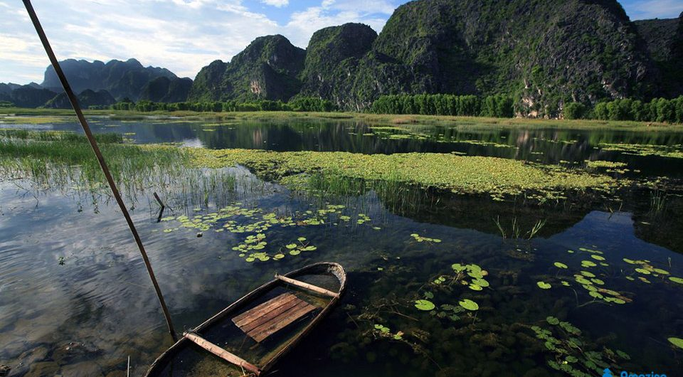 Van Long – Nature Reserve in Ninh Binh - Amazing Ninh Binh