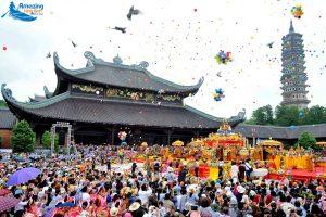 Bai Dinh Pagoda Festival - Amazing Ninh Binh