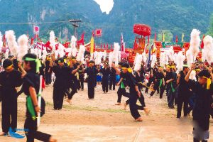 Truong Yen Festival – Hoa Lu Traditional Festival - Amazing Ninh Binh