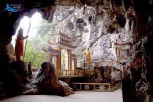 Đich Long Pagoda - The Unique Architectural Complex - Amazing Ninh Binh
