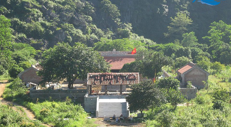 Hoa Lu Cave – Unbreakable Military Base - Amazing Ninh Binh