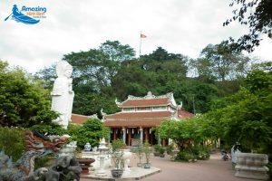 Scenery Of Non Nuoc Mountain And Pagoda - Amazing Ninh Binh