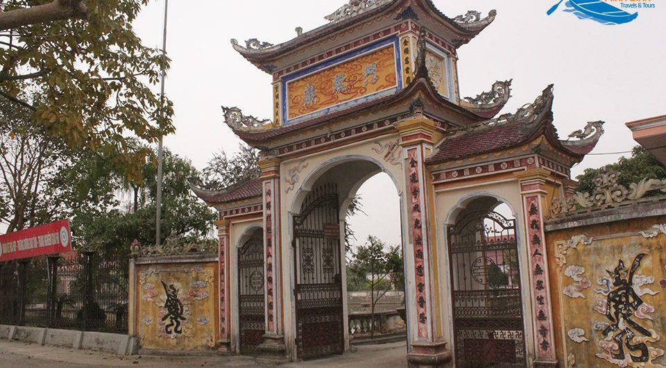 Dong Dac Pagoda - The Ancient Pagoda Of Nguyen Dynasty In Ninh Binh - Amazing Ninh Binh
