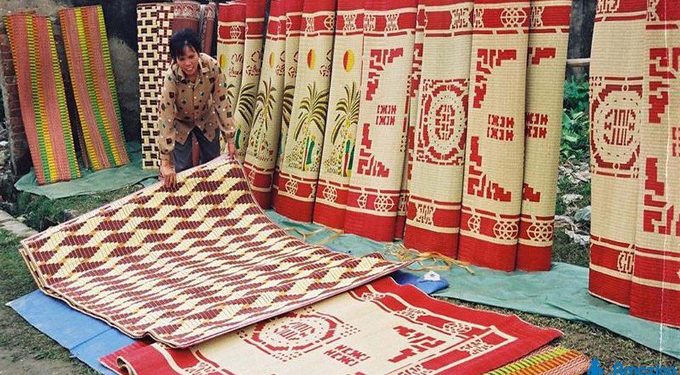 Kim Son - Traditional Sedge Weaving Craft - Amazing Ninh Binh