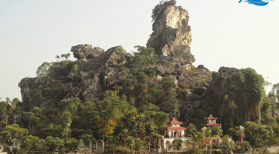 Ky Lan Mountain – The green gem of Ninh Binh - Amazing Ninh Binh