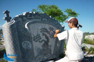Ninh Van Stone Handicraft Village - Amazing Ninh Binh
