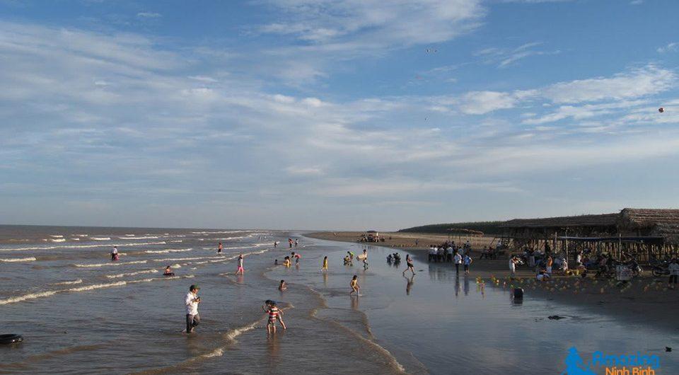 Bai Ngang Beach – Con Noi