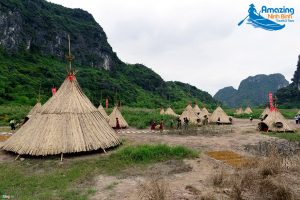 "Explore aboriginal village on the ""Skull Island"" in Ninh Binh"