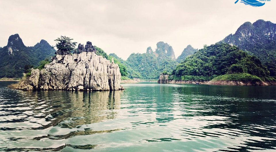 "Thung Nai – ""Jewel"" Of Hoa Binh"