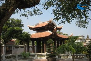 Ancient Temples In Hoa Lu