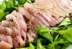 Mountain Goat Meat – Specialty Of Ninh Binh