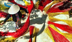 Famous Ninh Binh Traditional Handicraft village