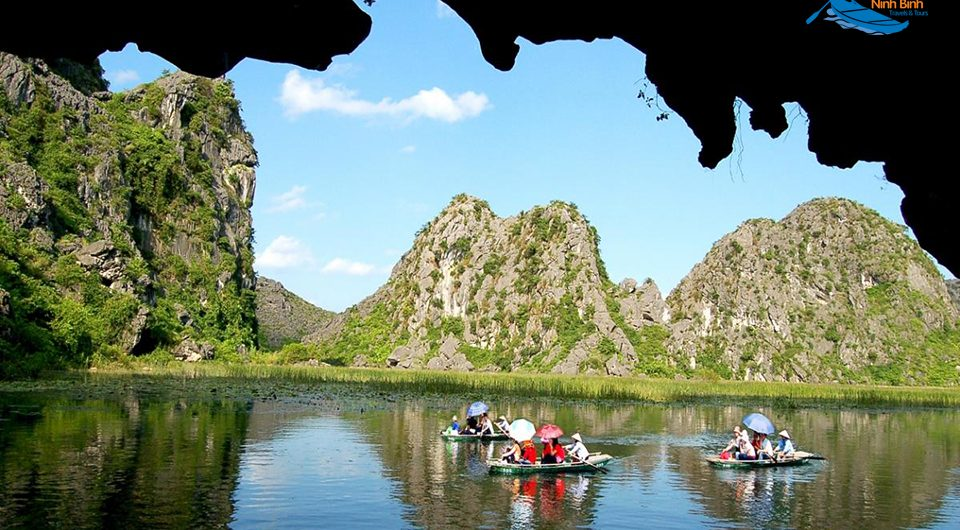 Tam Coc – Bich Dong – Famous Landscape In Ninh Binh